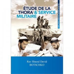 ÉTUDE DE LA THORA & SERVICE...