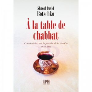 A la table de Chabbat