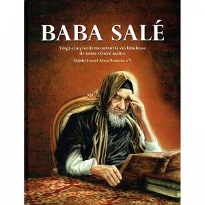 Livre Illustré - BABA SALÉ