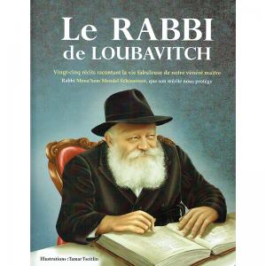 Livre illustré - LE RABBI...