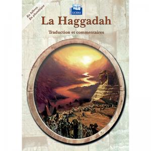 La HAGGADAH - Couverture Exode